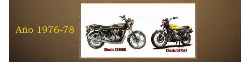 HONDA CB750F SS