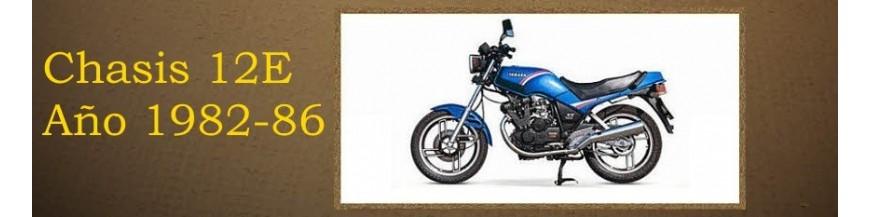 Yamaha XS400 DOHC
