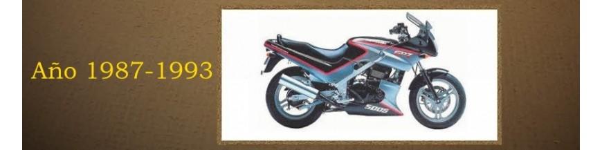 Kawasaki GPZ500 S año 1987-1993