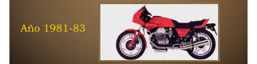 Moto Guzzi Le Mans III
