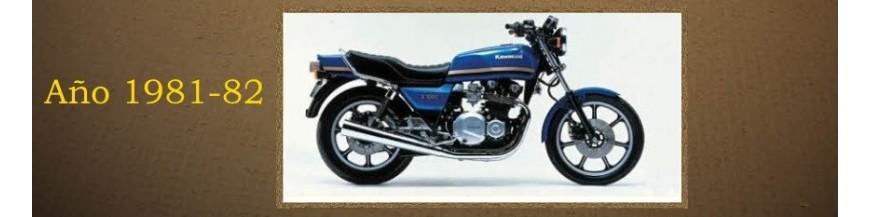 KAWASAKI Z1000 J 1981-1982