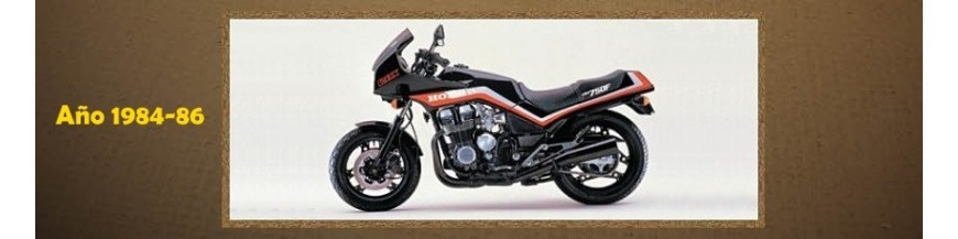 HONDA CBX 750F