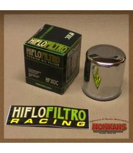Filtro de aceite cromado Honda CB750 Seven-Fifty