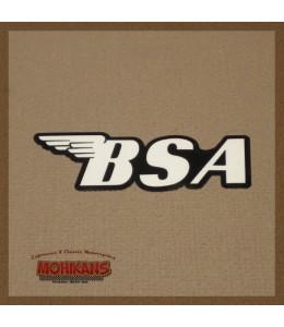 Vinilo depósito gasolina BSA