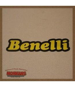 Vinilo depósito gasolina Benelli