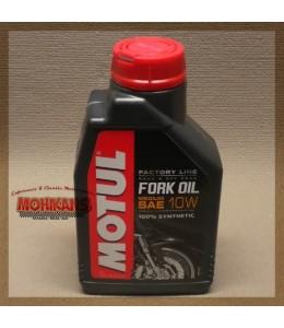 Aceite horquilla Motul 10W sintético
