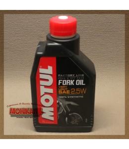 Motul aceite horquilla 2.5W sintético