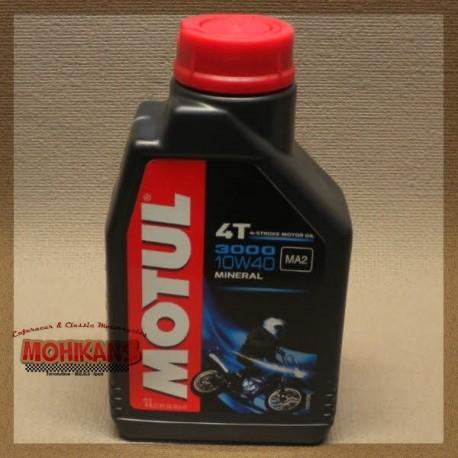 Motul aceite motor mineral 10W40 4T 1 litro