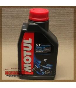 Motul aceite motor mineral 20W50 4T 1 litro