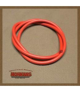 Cable de bujía rojo 1m