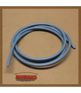 Cable bujia silicona azul 2m reforzado