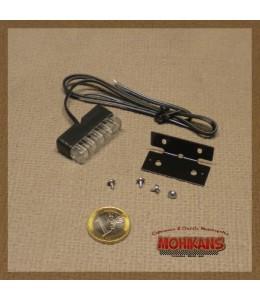 Luz de matrícula mini-led 38mm