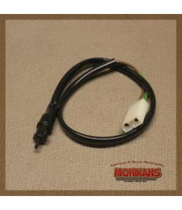 Cable interuptor luz de freno delantero Yamaha XT250