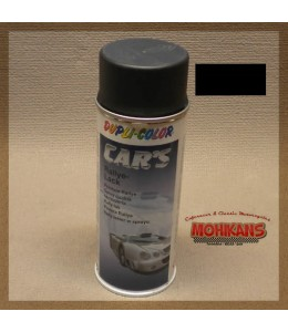 Pintura Spray Rallye negro-satinado