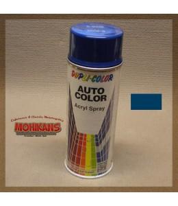 Pintura spray acrílica azul