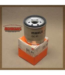 Filtro aceite Mahle OC91