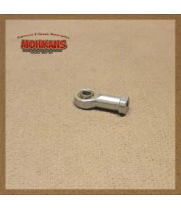 Rótula izquierda para varilla cambio/freno 6mm