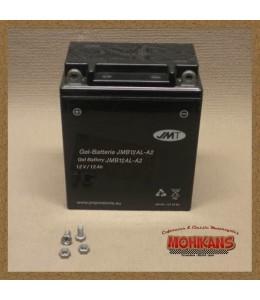 Bateria de gel JMT B12AL-A2