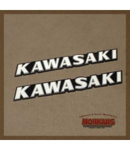 Emblemas depósito Kawasaki