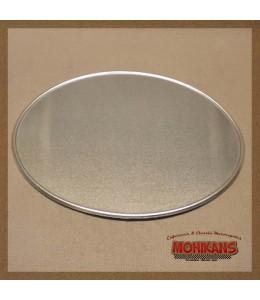 Portanumero aluminio plano
