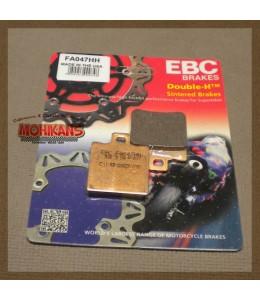 Pastillas de freno EBC FA047HH