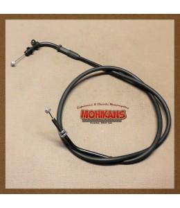 Cable acelerador abrir gas