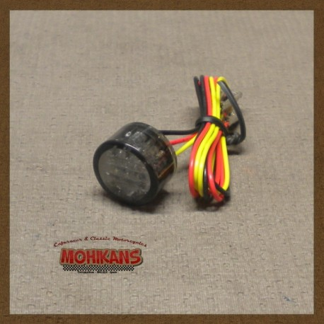 Micropiloto led ahumado 20mm