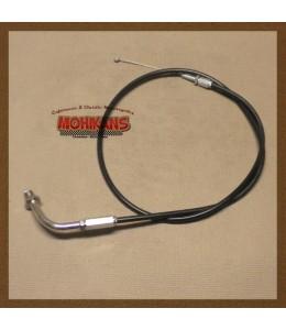 Cable cerrar gas KZ750 Twin B