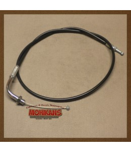Cable abrir gas KZ750 Twin B