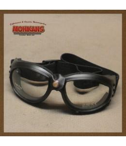 """Gafas Emgo """"bandido"""" transparente"""
