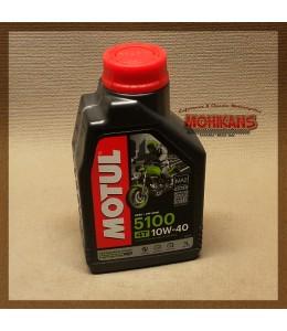 Motul aceite motor HC-sintético 10W40 4T 1 litro