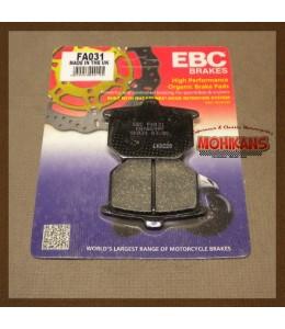 Pastillas freno EBC FA031