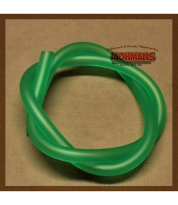 Manguito de gasolina verde-neón 7 x 14mm