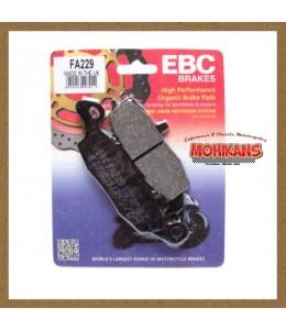 Pastillas de freno EBC FA229