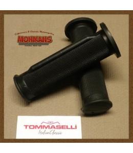 Puños Tommaselli Daytona Vintage negro