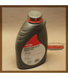 JMC Maxx aceite motor mineral 20W-50 4T 1L