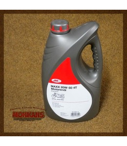Aceite motor mineral 20W-50 4T 4 litros