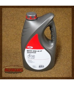 Aceite motor mineral 20W-40 4T 4 litros