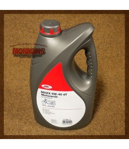 JMC Maxx aceite motor HC-sintético 5W40 4T 4L