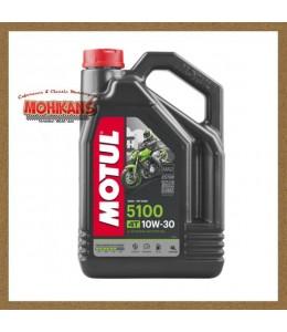 Motul aceite motor HC-sintético 10W30 4T 4 litros