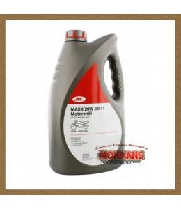 JMC Maxx aceite motor HC-sintético 20W50 4T 4L