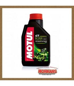 Motul aceite motor HC-sintético 10W30 4T 1 litro