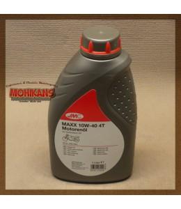 JMC Maxx aceite motor HC-sintético 10W40 4T 1L