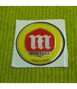 Emblema depósito Montesa