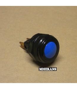 Indicador de control azul