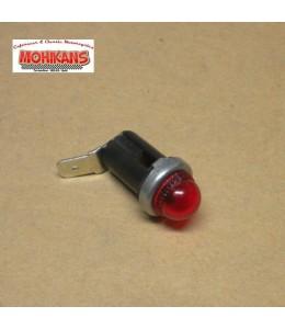 Mini-indicador de control Hella rojo