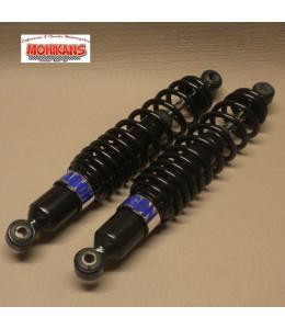 Amortiguadores Hagon Road negros Kawasaki W650