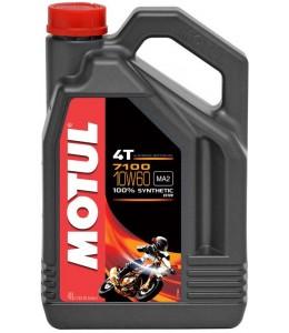 Motul aceite motor sintético 10W60 4T 4litros
