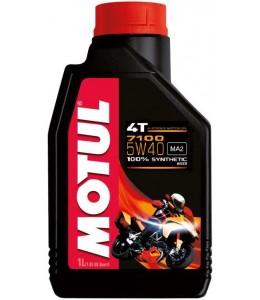 Motul aceite motor sintético 5W40 4T 1 litro