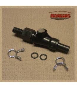 Conector rapido de gasolina 6mm